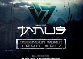 Pressive и Tanus с концерт в клуб Live and Loud през септември