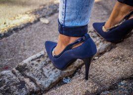 Гореща визия с подходящите обувки